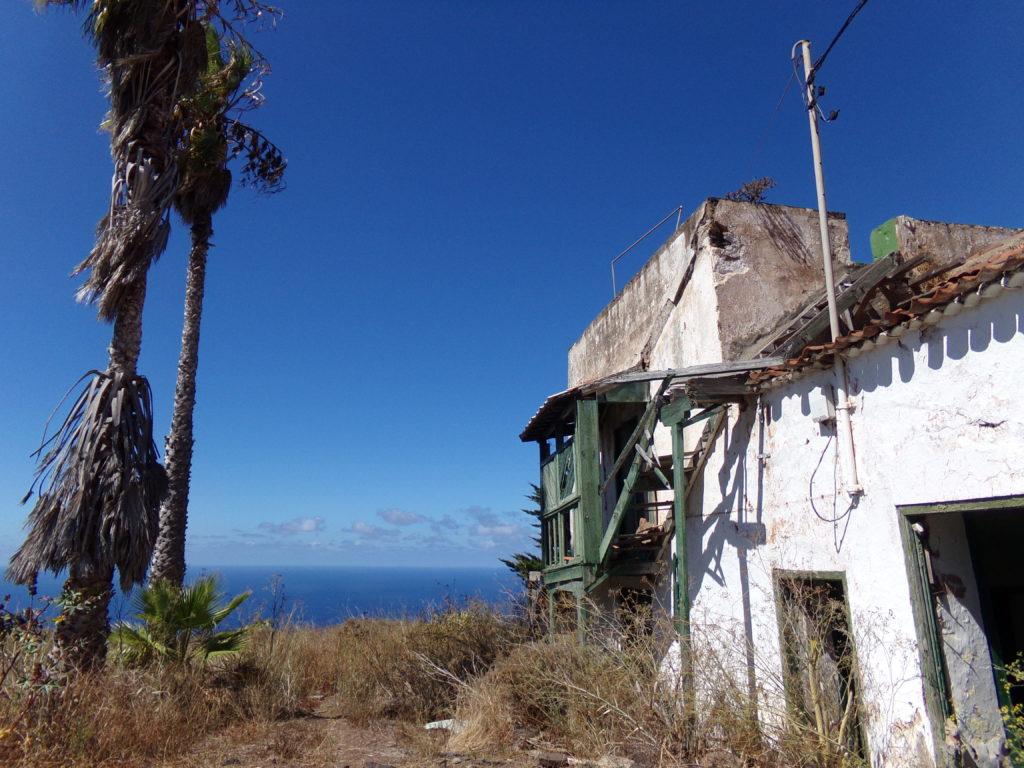 Costa El Sauzal Teneriffa Nord