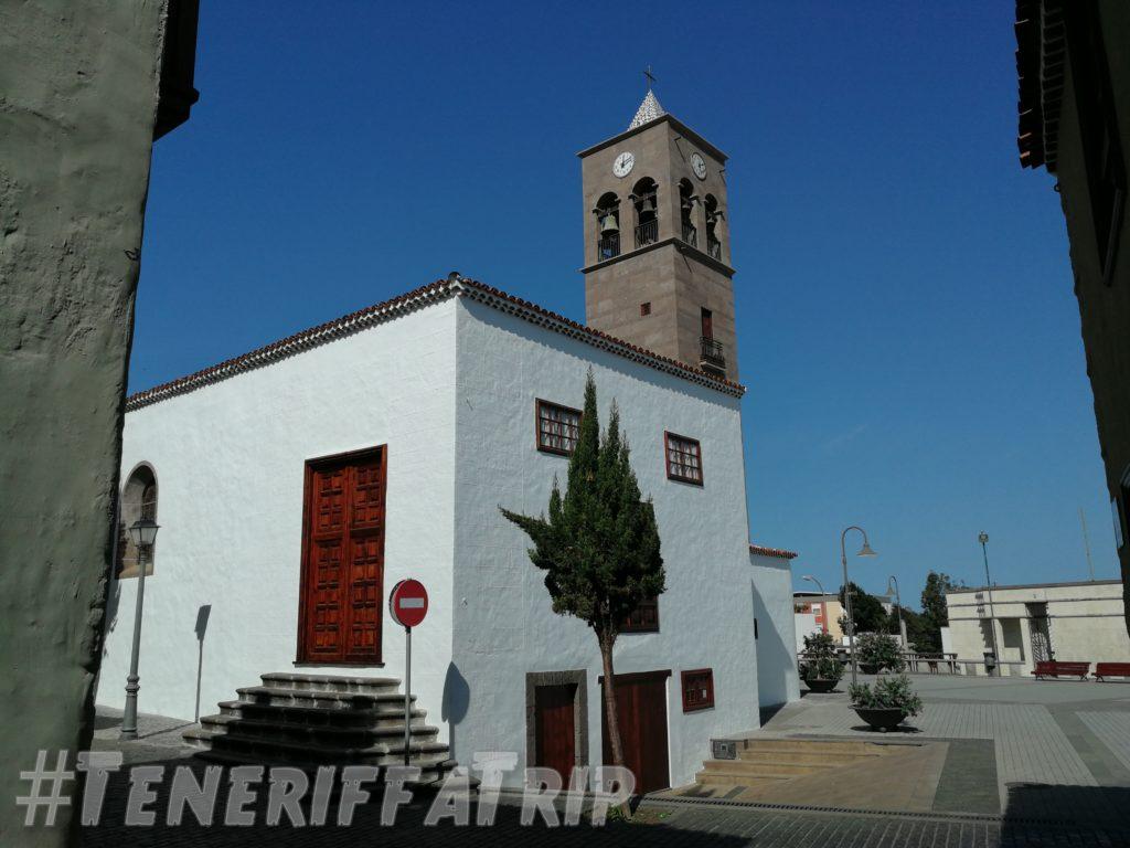 La Guancha, Kirche
