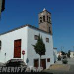 Kirche in la Guancha