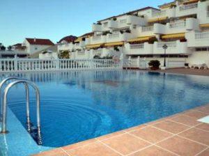 Pool Ferienwohnung La Paz in Puerto de la Cruz