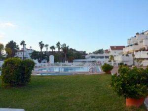 Poolbereich Ferienwohnung La Paz in Puerto de la Cruz