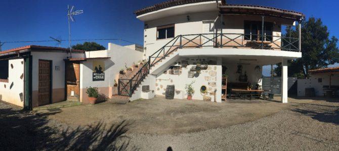 Tegueste – Ferienhaus auf Finca für bis zu 9 Personen