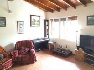 Wohnbereich Finca Ferienhaus Tegueste