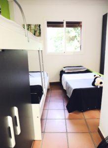 Ferienhaus Tegueste Finca Schlafzimmer 1