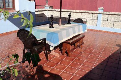 Teneriffa Ferienhaus mit Kamin La Guancha