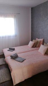 Ferienhaus La Guancha Teneriffa Nord Schlafzimmer 1 Doppelbett