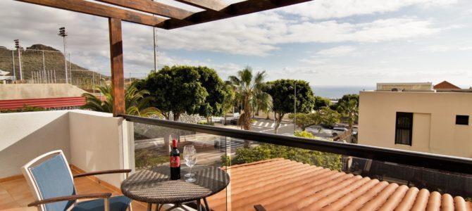 Adeje – Schönes Ferienhaus mit Meerblick für bis zu 9 Personen