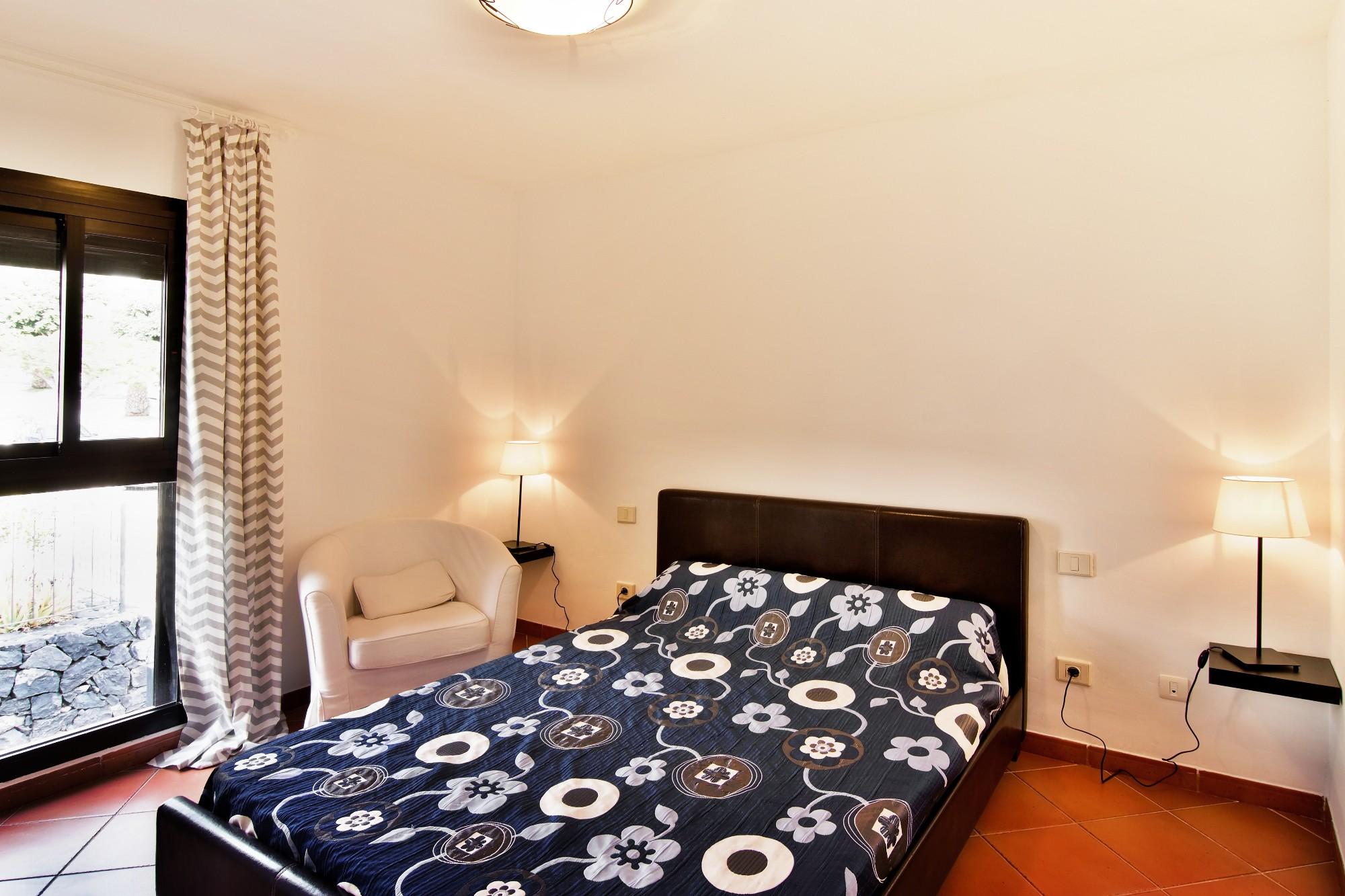 Schlafzimmer 1 Ferienhaus Adeje Teneriffa