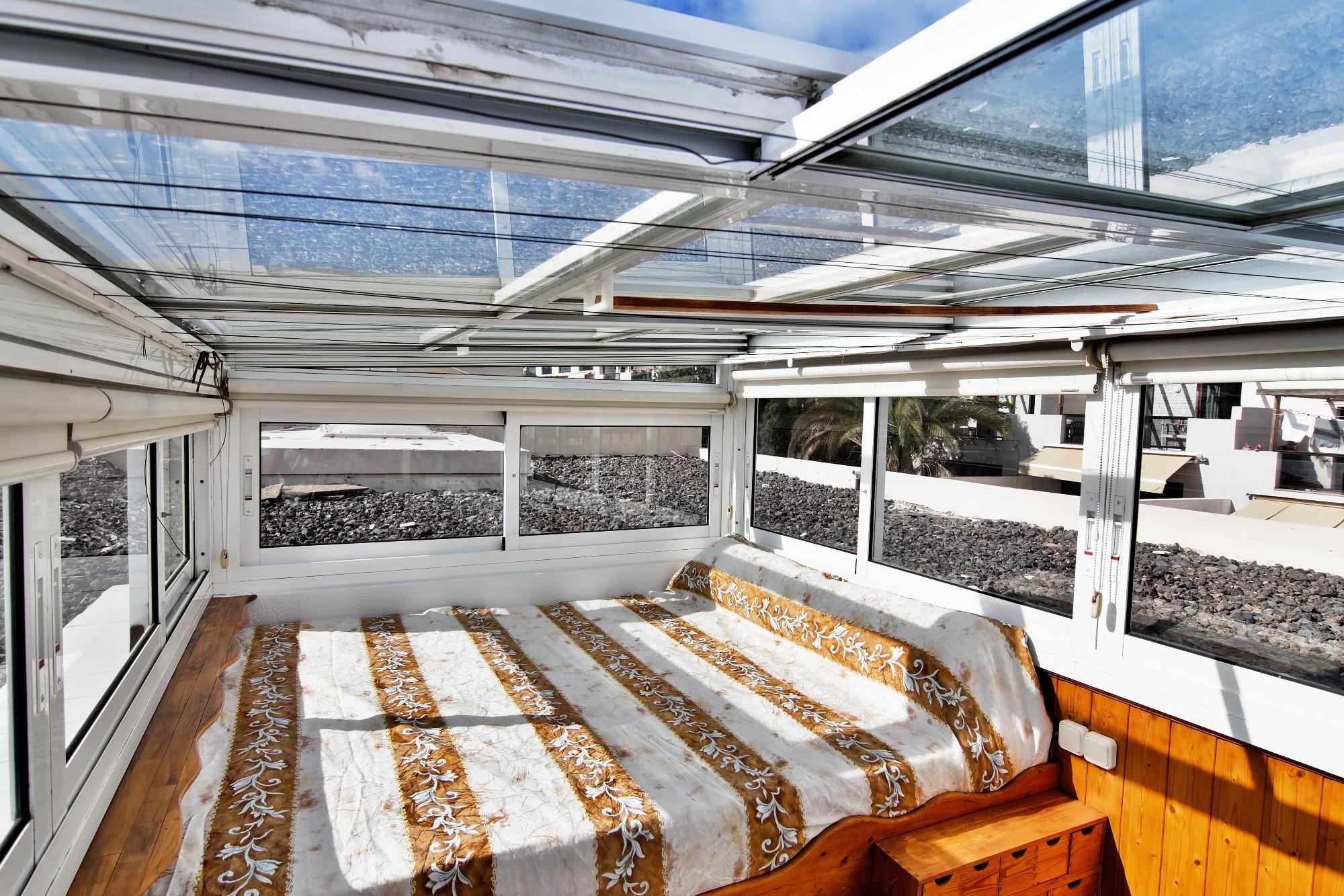 Schlafturm Ferienhaus Adeje Teneriffa