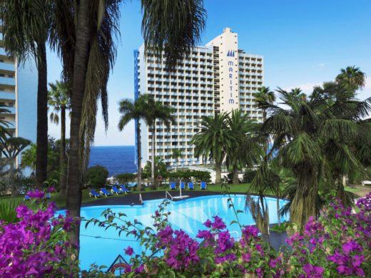 Ferienwohnung im Hotel Maritim Puerto de la Cruz