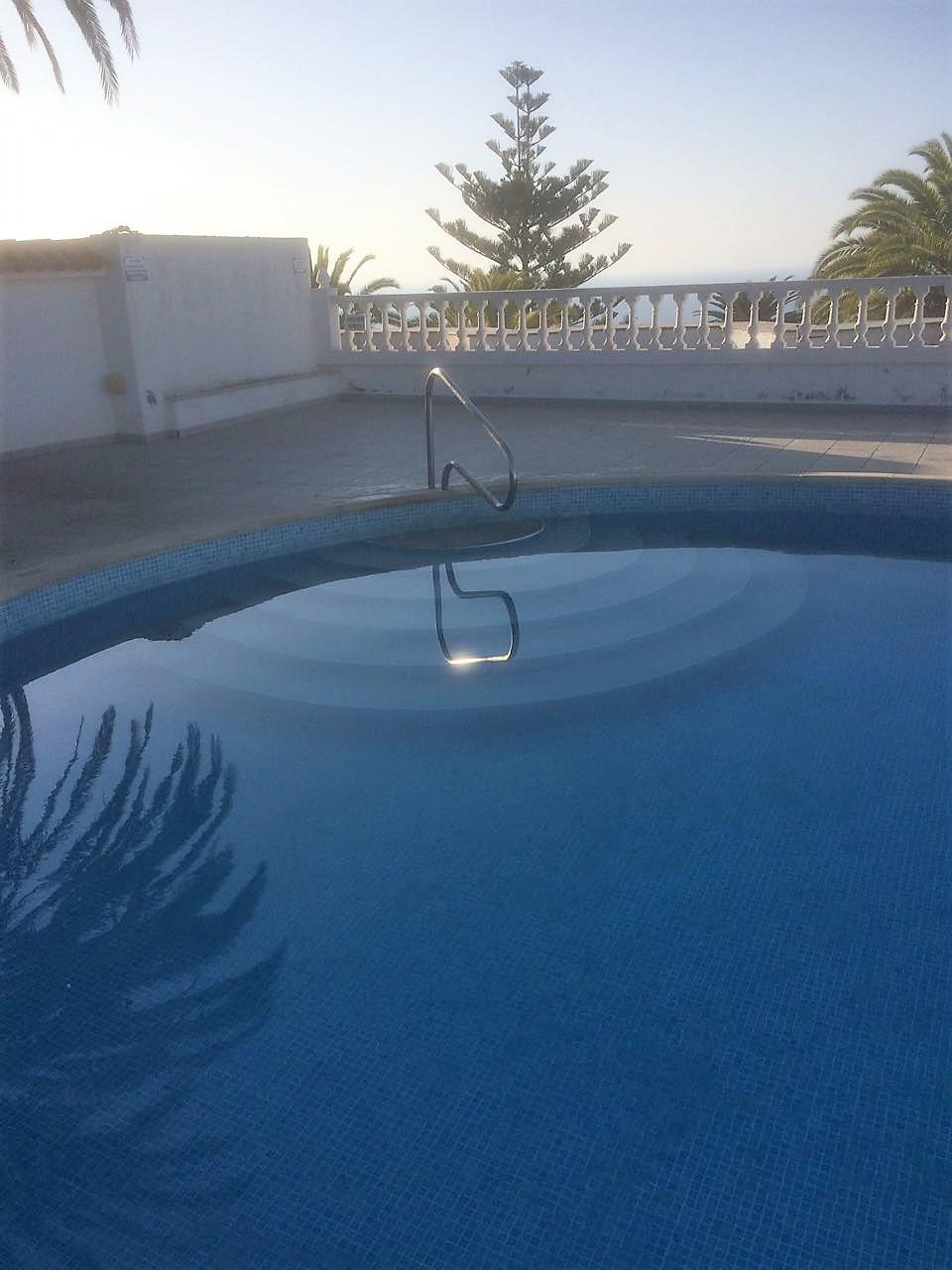 Teneriffa Ferienhaus La Victoria La Palmita Pool