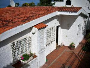 Teneriffa Ferienhaus La Victoria La Palmita Eingang