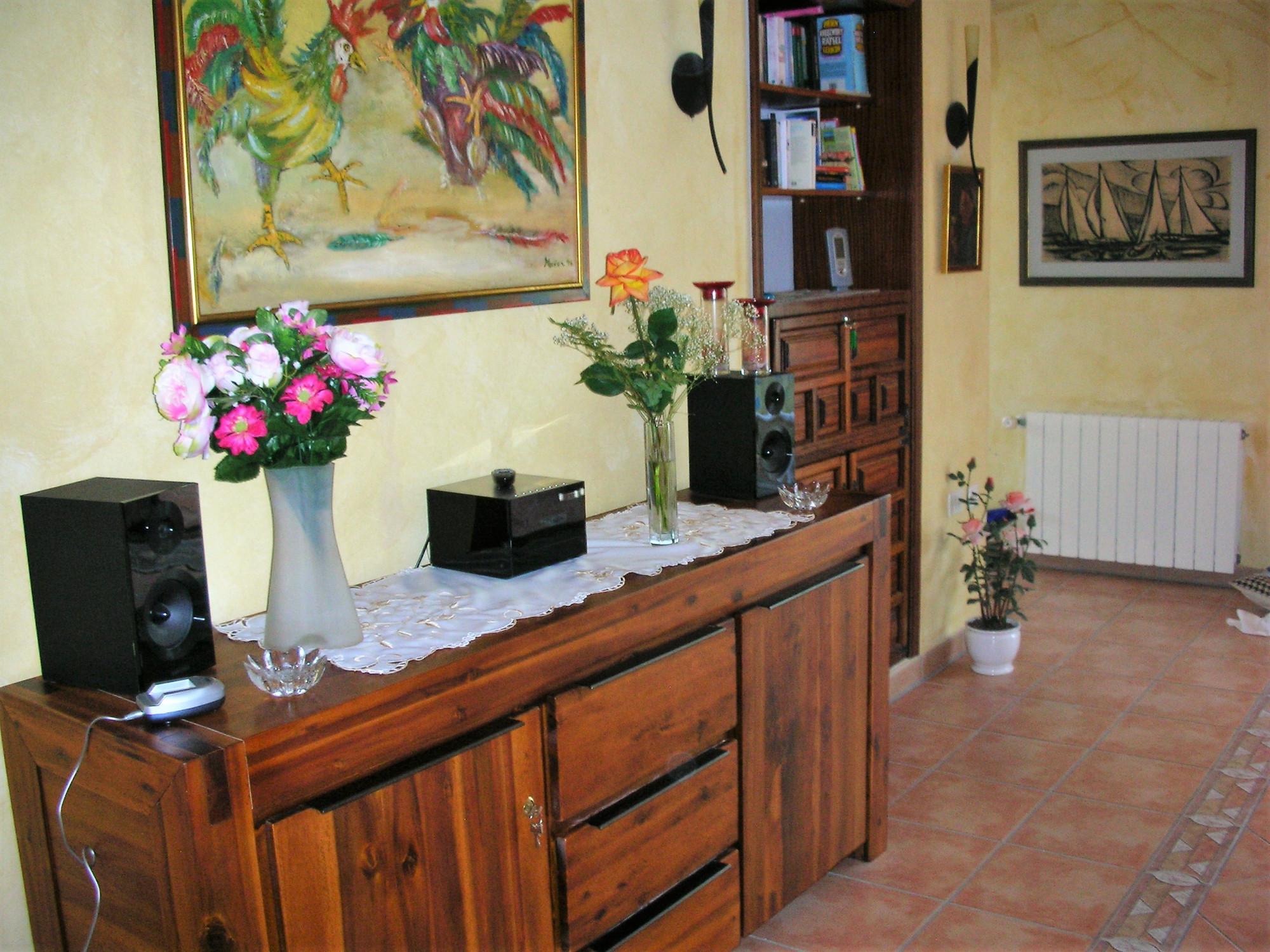 Teneriffa Ferienhaus La Victoria La Palmita Kommode