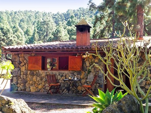 Teneriffa Ferienhaus La Guancha für Wanderer