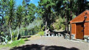 Ferienhaus La Guancha Wandern Natur und Grillplatz