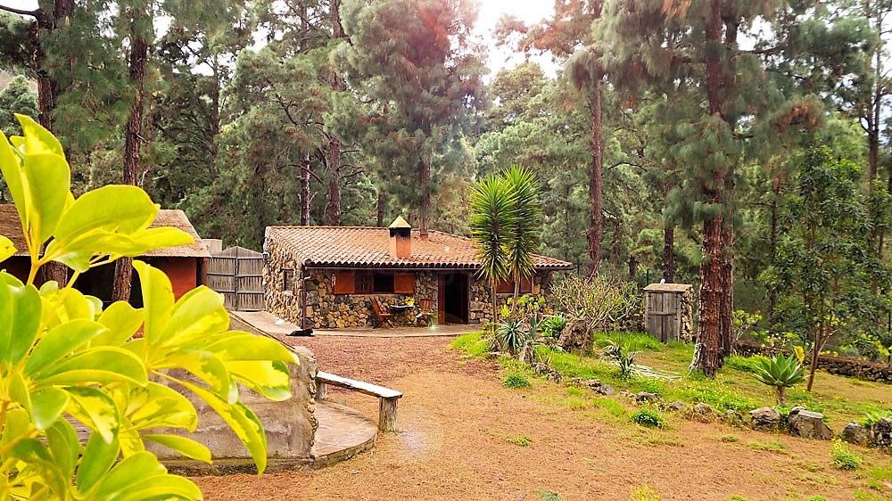 Ferienhaus La Guancha Wandern Grundstück