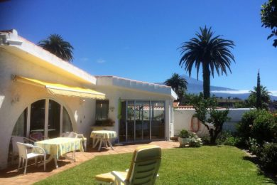 Teneriffa Ferienhaus in La Palmita