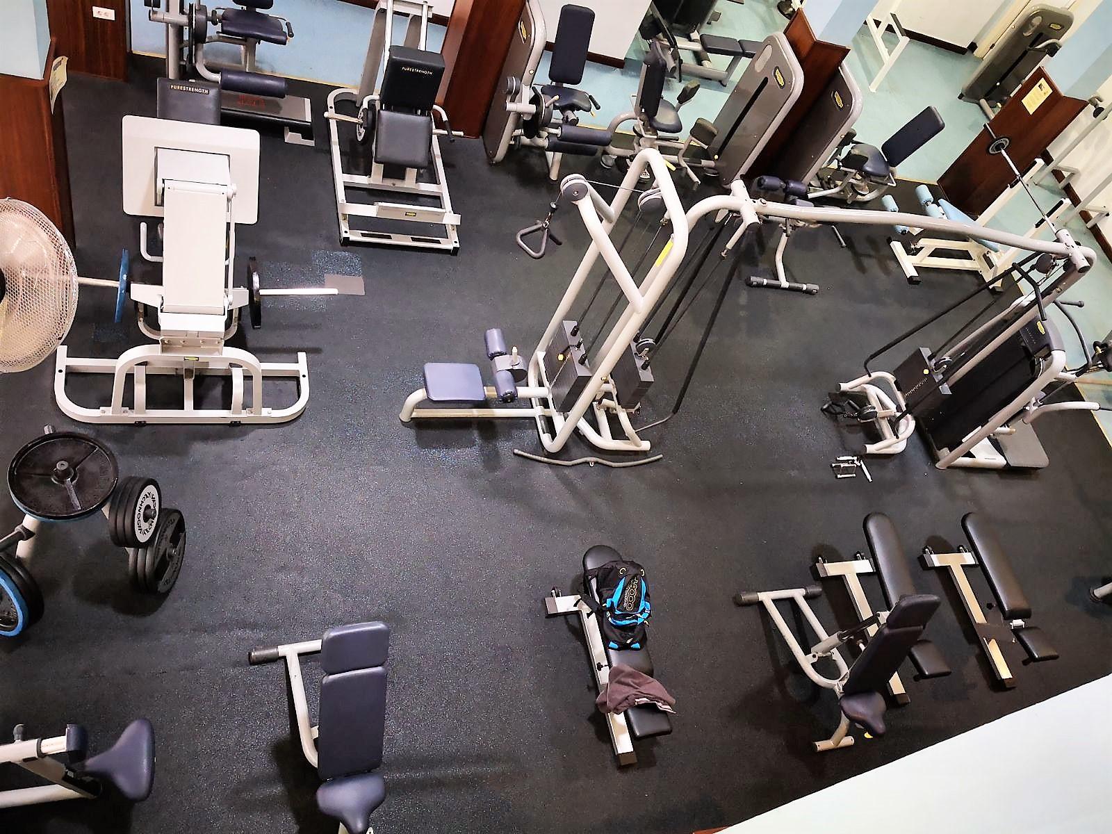 Fitness Ferienhaus Teneriffa Nord La Quinta