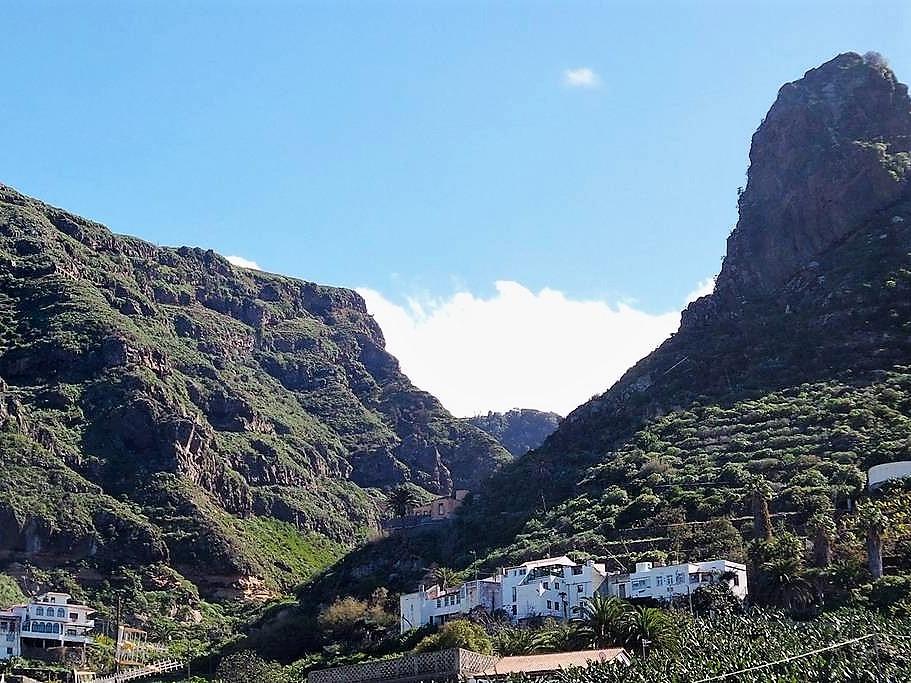 Ferienhaus San Juan de la Rambla Teneriffa Nord Berge