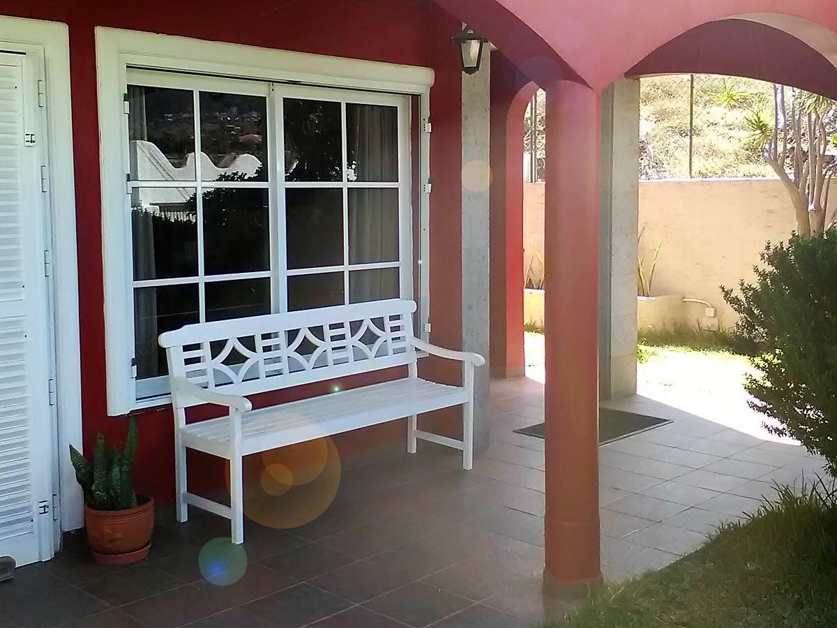 Studio mit Pool La Romantica Teneriffa Nord Terrrasse