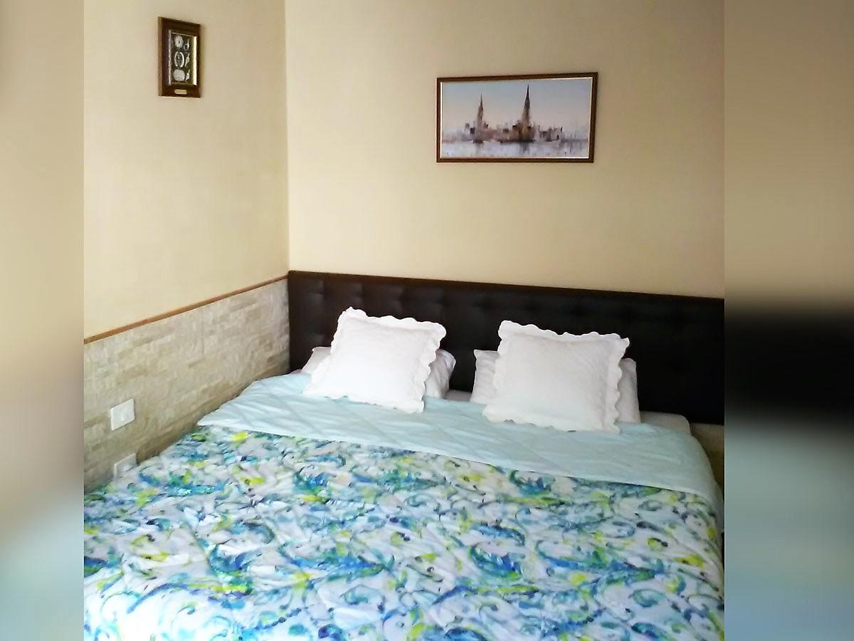 Studio mit Pool La Romantica Teneriffa Nord Doppelbett
