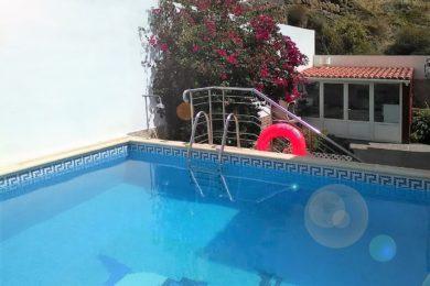 Studio mit Pool La Romantica Teneriffa Nord