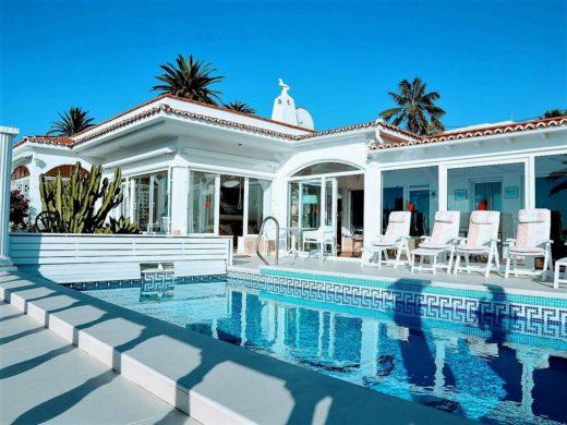 Villa mit Privatpool Teneriffa Nord