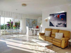 Villa mit Privatpool Teneriffa Nord Wohnbereich 2