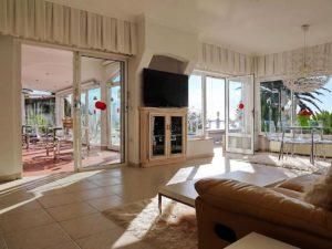 Villa mit Privatpool Teneriffa Nord Wohnbereich 3