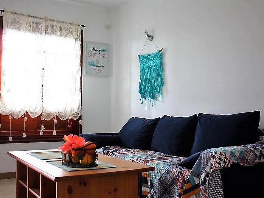 Ferienwohnung La Paz Puerto de la Cruz Couch