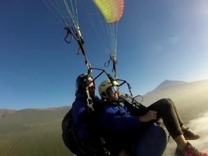 Teneriffa Paragliding Teide