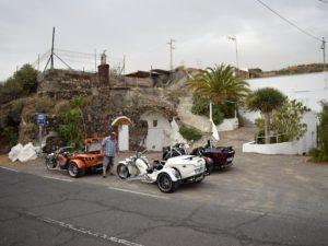 Trike-Touren Teneriffa