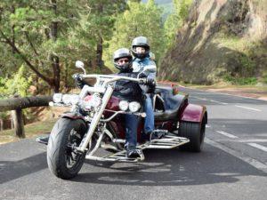 Trike Touren auf Teneriffa buchen