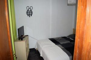 Ferienwohnung El Médano am Strand - La Caleta - anderes Schlafzimmer