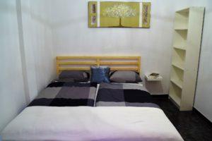 Ferienwohnung El Médano am Strand - La Caleta - Schlafzimmer