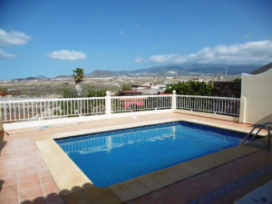 Ferienhäuser mit Pool auf Teneriffa
