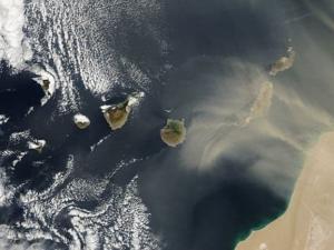 Wüstenwind aus der Sahara