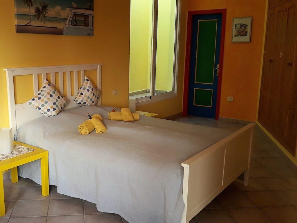 Ferienhaus in Abades Schlafzimmer 2