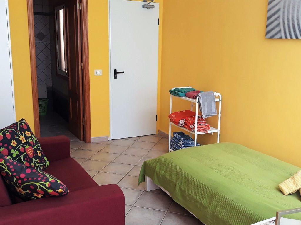 Ferienhaus in Abades Schlafzimmer 4
