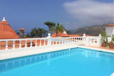 Villa La Palmita Ferienhaus Teneriffa