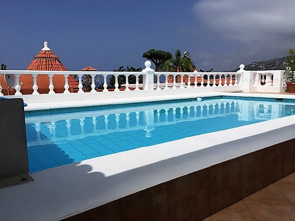 Poolbereich 1Ferienhaus La Victoria - La Palmita (18)