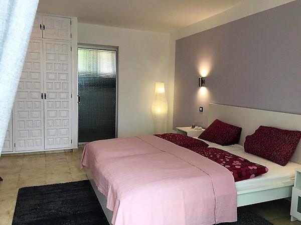 Bett und Schrank Ferienhaus La Victoria - La Palmita (20)