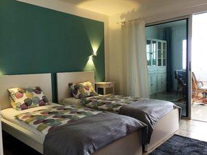 Schlafzimmer 2 Ferienhaus La Victoria - La Palmita (23)