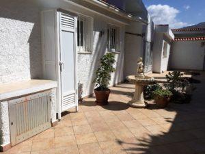 Außenanlage Ferienhaus La Victoria - La Palmita (25)