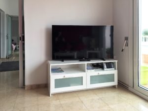 Fernseher Ferienhaus La Victoria - La Palmita (28)