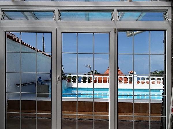 Wintergarten Ferienhaus La Victoria - La Palmita (3)