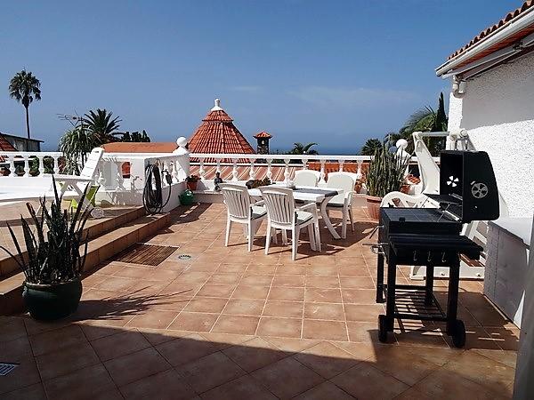 Grill und Tisch Ferienhaus La Victoria - La Palmita (4)