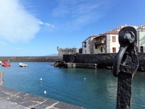 """Filmdreh von """"Charter"""" in Puerto de la Cruz"""
