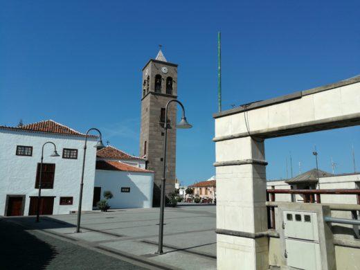 La Gauncha Teneriffa Kirche