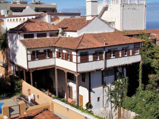 La Orotava altes Gebäude